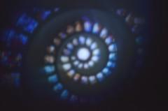 1ª Estenopeica - spiral with steps of light (puesyomismo) Tags: estenopeica luz agujero aguja tapa pinhole espiral azul negro abstracto light hole needle lid spiral blue black abstract sténopétroudelumière laiguille lecapuchon sténopé spirale bleu noir résumé pinholelichtloch nadel mütze blau schwarz