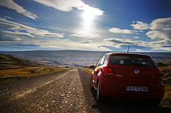highway nr 1 polo (Bilderschreiber) Tags: road travelling island iceland highway driving highland polo hochland