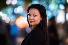 Amy May (Greg Leung) Tags: amymay losangeles santamonica thirdstreetpromenade bokeh portrait singer songwriter streetperformer