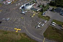 Helsinki-Malmi Airport (50v) Tags: finland airport helsinki airshow airfield malmi helsinkimalmi