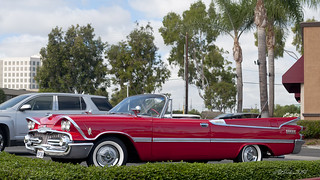 1959 Dodge Custom Royal Convertible - red --- EXPLORED #86 October 26, 2014