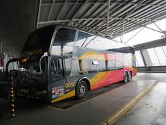 Cruz del Sur bus