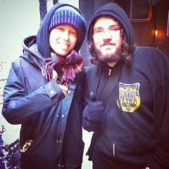 I just met Jenna of Tonight Alive! (TheSamuelYears) Tags: musician square winnipeg australian band squareformat singer vocalist hudson honeymoontour garrickcentre iphoneography tonightalive instagramapp jennamcdougall