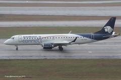 XA-FAC - 2008 build Embraer 190-100LR, arriving on Runway 08L at Atlanta (egcc) Tags: atlanta am atl jackson 5d amx fac 190 aeromexico embraer hartsfield sli embraer190 katl 190lr aeromexicoconnect xafac 19000234