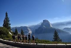 Glacier Point, Yosemite NP (ali.horne) Tags: blue usa mountain america yosemite halfdome glacierpoint calfornia yosemitenp