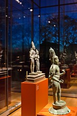 Evening at CMA 18 (rwerman) Tags: cleveland artmuseum cma clevelandmuseumofart universitycircle glassbox clevelandartmuseum