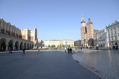 Krakow Old Town (Mikhail Zhidko) Tags: old city history beautiful germany nikon europe traditional capital cities culture free poland krakow wawel center historic most historical nikkor cracow kracow cracows d5100