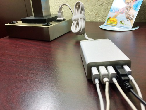 Anker iOS Chargers by Wesley Fryer, on Flickr