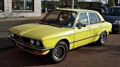 BMW 520 (sjoerd.wijsman) Tags: auto holland cars netherlands car yellow sedan nederland thenetherlands denhaag voiture bmw vehicle holanda autos saloon import geel paysbas berline olanda fahrzeug niederlande 5series zuidholland ypenburg carspotting yellowcars berlina bmw5series carspot bmw520 stufenheck denhaagypenburg 09112014 41ya60 sidecode3