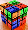 Jessie's Pop Art Rubik's Cube - 4 (Chic Bee) Tags: arizona ballet ballerina colorful tucson oneofakind creation danceuse balletdancer dumpernet arizonaballettheatre misscecilyyoungballetstudent