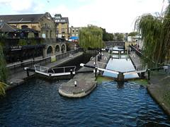 Hampstead Road Lock (graham19492000) Tags: london canal lock camdentown hampsteadroadlock