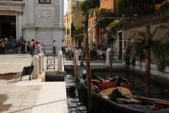 (Silvia Sala) Tags: city venice italy italia sightseeing gondola venezia folklorism