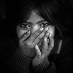 Some untold stories (ayashok photography) Tags: portrait people bw india girl up kids asian mono blackwhite kid nikon asia sister indian desi varanasi bharat bharath desh barat kasi cwc uttarpradesh barath nikonstunninggallery nikkor85mm ayashok nikond700 chennaiweekendclickers ayashokphotography kasirailwaystation ayp4207