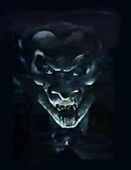 Dracula Poster - 70's/80's (Mystery Artist?) (TheOtherRalston) Tags: art monster vintage painting poster scary evil dracula 80s horror 70s belalugosi basilgogos billselby mysteryartist