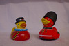 Down at Duckingham Palace (AnimalAmanda) Tags: duck uniform royal ducks dressedup rubberducks dignified duckinghampalace