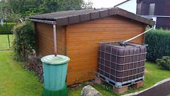 Rain water  storage (D70) Tags: water rain germany storage tanks imbshausen