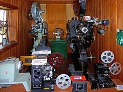 Very old equipement (Vestaligo) Tags: cinema museum austria openairmuseum freilichtmuseum styria equipement cineprojector vorau