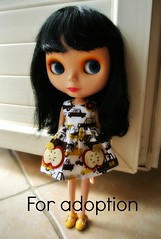 Blythe All Gold One FA