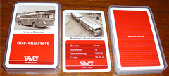MVG Bus-Quartett (Zappadong) Tags: game card trump cardgame quartett trumpf kartenspiel trumps spielkarten kwartet quartettspiel technikquartett zappadong