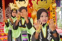 Cultural Dance (Azwan Asmat) Tags: wedding dance traditional culture borneo sabah bajau sabahan