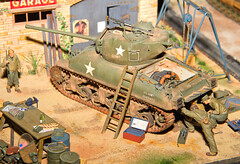IMG_0751 (Kev Gregory (General)) Tags: world english scale car st soldier army us war fighter ship force tank roman aircraft military air wwi wwii grand racing september plastic prix helicopter international civil german american figure british figurine gregory russian bomber society kev armour futuristic diorama rotary ives weapons gladiator hovercraft 28th verlinden 2014 napoleonic ipms modellers