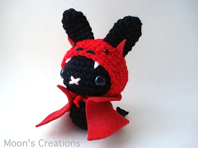 The Worlds Best Photos of amigurumi and devil - Flickr ...