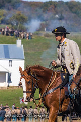 Cavalry (Joshua Eller) Tags: virginia confederate civilwar middletown cavalry 150th sesquicentenial cedarcreekbattlefield heaterhouse
