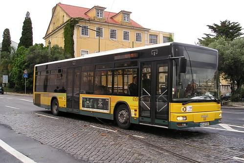 Carris Transportes Públicos Lisboa 80.47.ZE