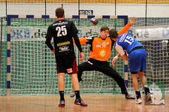 "DHB Pokal 2015 Bergischer HC vs. TuS N-Lübbecke 22.10.2014 055.jpg • <a style=""font-size:0.8em;"" href=""http://www.flickr.com/photos/64442770@N03/15437299180/"" target=""_blank"">View on Flickr</a>"