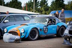 Cobra (torquayadam) Tags: blue orange castle car canon duck cobra colours gulf egg saturday stroke super racing circuit association 2014 combe 24105l 550d worldcars castlecombecircuit strokesupercarsaturday supercarsaturday2014