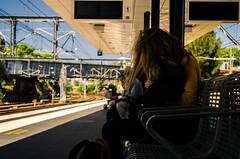 DSC_0232 (lvalenzus) Tags: travel viaje station photography nikon sydney viajes frenchwoman newtownstation