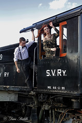 Sumpter Valley Railroad Photo Shoot (littlebiddle) Tags: train was day shots great taking