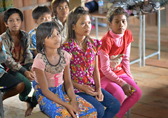 The children of Ka Narng Ket, Cambodia (United World Schools) Tags: school cambodia classroom class learning teaching