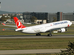 Turkish Airlines (Jacques PANAS) Tags: airbus airlines turkish a330303 fwwko msn1571 tcjoe