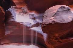 Upper Antelope Canyon 2 (USpecks_Photography) Tags: arizona landscape sand curves page navajoland redrock slotcanyon antelopecanyon canonefs1022mmf3545usm upperantelopecanyon canonefs1022 navajotriballand canon7d
