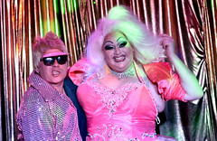 Limelight Cabaret (Peter Jennings 18 Million+ views) Tags: new costumes ice dogs drag comedy venus johnson barbie parties queen peter auckland zealand trinity nz mean tess tickle macau cabaret anita finale limelight kita outrageous jennings hens the troupe mantrap bollix wiglit