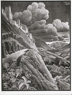 Escher - Castrovalva