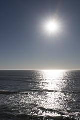 Ocean Beach, San Francisco (yuichi.sakuraba) Tags: sf sanfrancisco california ca blue sea sky sun beach scenery oceanbeach     cliffhouse