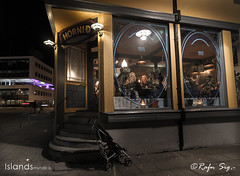 Restaurant Hornið