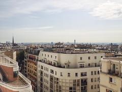 Vue sur Paris (Bee.girl) Tags: paris france roofs toits 2014 75020