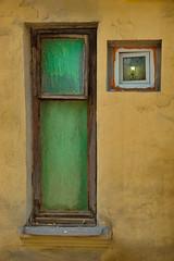(Kirill Dorokhov) Tags: wood old windows light urban green fall texture lamp stain leaves wall nikon decay dirty dirt soviet frame fx kazakhstan f28 almaty ussr 80200mm urbex  kirill    d700  dorokhov