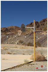(No Stone Unturned Photography) Tags: california urban abandoned basketball court town goal exploring prison jail facility urbex correctional eaglemountain