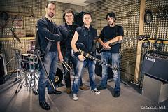 Shooting Swapna (vlegallic) Tags: band shooting groupe swapna musicband diylight diystudiolight