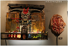 All Hallows' Eve (kaleynelson) Tags: art halloween canon santamonica bergamotstation allhallowseve chetzar kaleynelson coprogallery kaleynelsonphotography