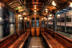 wood (Michis Bilder) Tags: wood old museum tram hdr hdri