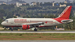 Air India A319 VT-SCW (Aiel) Tags: bangalore airindia a319 bengaluru vtscw