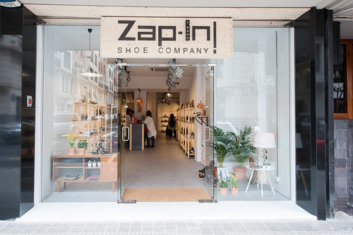 ZAP-IN shoe company