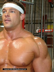 dave-johnson-243-1000 (davidjdowning) Tags: men muscles muscle muscular bodybuilding buff bodybuilder biceps