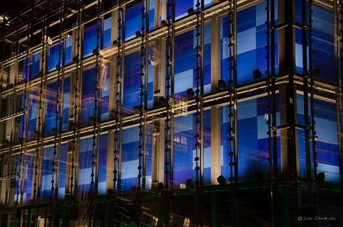 Karlsruhe at night