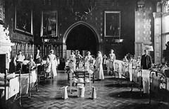 First World War Hospital Ward (robmcrorie) Tags: world history war first patient health national doctor nhs service british nurse ww1 1914 healthcare 1918